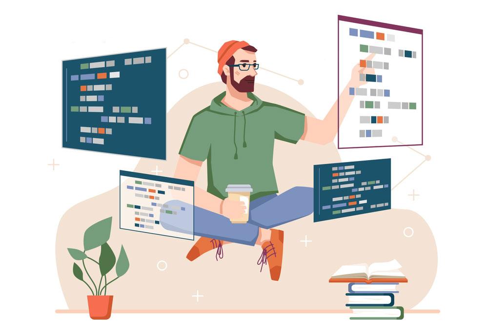برنامه نویس حرفه ای